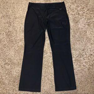 Nike Dark Gray Dri-Fit Material Training Pants